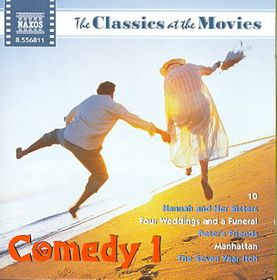 Movie Classics - Comedy 1 - Various Artists (CD)