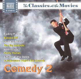 Movie Classics - Comedy 2 - Various Artists (CD)
