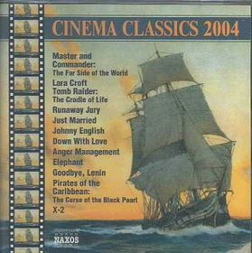 Cinema Classics 2004 - Various Artists (CD)