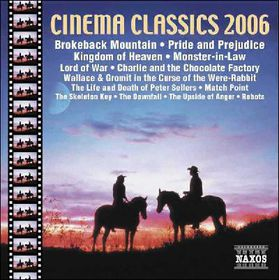Cinema Classics 2006 - Various Artists (CD)