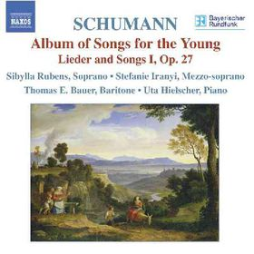 Schumann:Album of Songs for the Young - (Import CD)