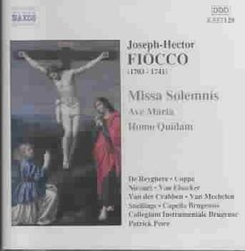 Missa Solemnis / Ave Maria / Homo Quidam - Various Artists (CD)