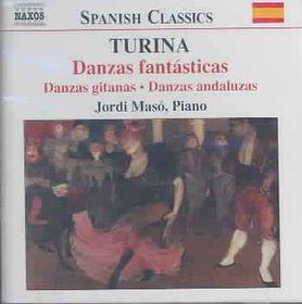 Turina - Piano Music Vol 1;Maso (CD)