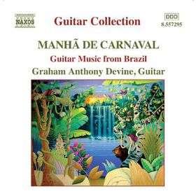 Devine - Guitar Music From Brazil (CD)