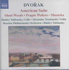 Russian Po/yablonsky - Dvorak: Orchestral Works (CD)