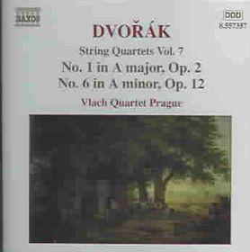 Dvorak:String Quartets Vol 7 - (Import CD)
