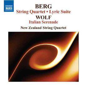 Berg. Wolf - String Quartet / Italian Serenade (CD)