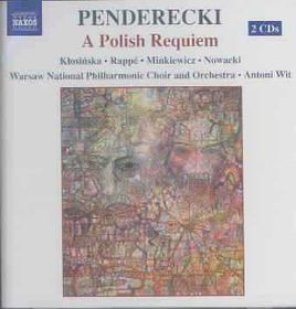Polish Requiem - Various Artists (CD)
