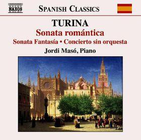 Turina - Sonata Romantica (CD)