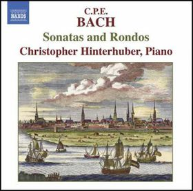 Bach:Sonatas and Rondos - (Import CD)