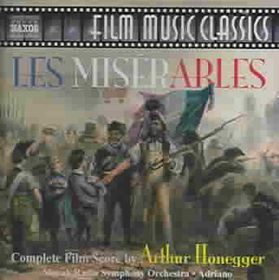 Slovak Rso/adriano - Les Miserables (CD)