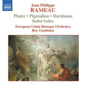 European Union Bqe Orc/goodman - Suites From Platee (CD)