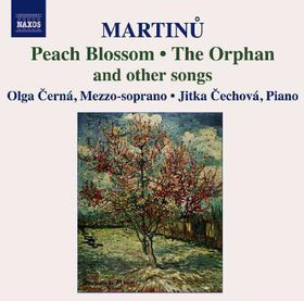 Martinu - French Blossom / The Orphan (CD)