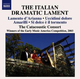 The Italian Dramatic Lament - Various Artists (CD)
