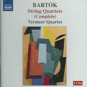 Bartok:Complete String Quartets - (Import CD)