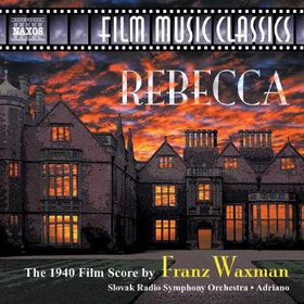 Slovak Rso/adriano - Rebecca (CD)