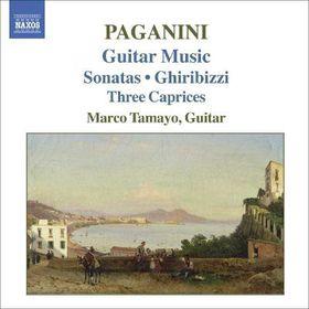 Paganini - Paganini: Guitar Music (CD)