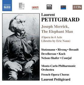 Joseph Merrick, The Elephant Man - Various Artists (CD)