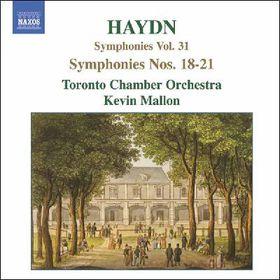 Haydn:Symphonies Vol 31 - (Import CD)