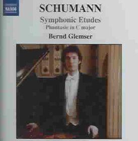 Schumann - Symphonic Etudes (CD)