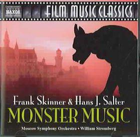 Salter / Skinner - Monster Music (CD)