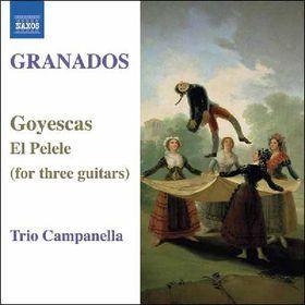 Granados:Goyescas (for Three Guitars - (Import CD)