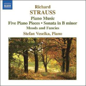 Strauss - Piano Music (CD)