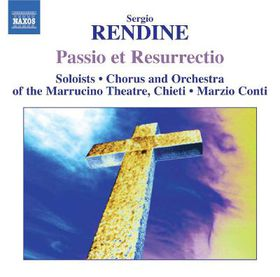 Soloists/chor & Orch Of Teatro - Passio Et Resurrectio (CD)