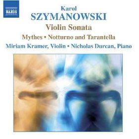 Szymanowski:Music for Violin and Pian - (Import CD)
