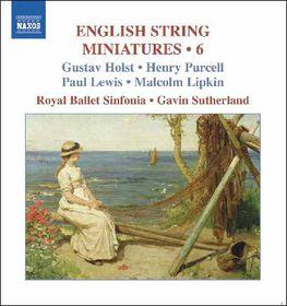 English String Miniatures 6 - Various Artists (CD)