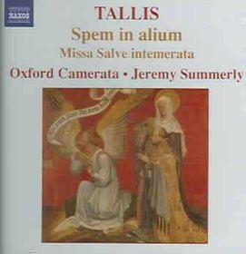 Oxford Camerata - Spem In Alium (CD)