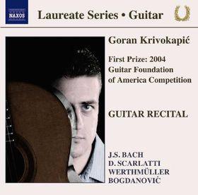Goran Krivokapic - Various: Guitar Laureate (CD)