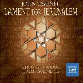 Crawford, Peter / Gruffydd Jones, Angharad - Lament For Jerusalem (CD)
