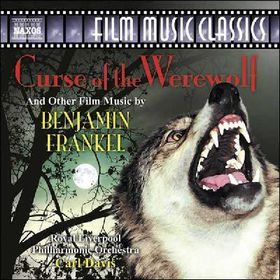 Frankel:Curse of the Werewolf the - (Import CD)