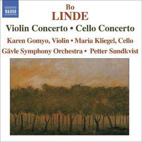 Linde:Violin Concerto Cello Concerto - (Import CD)