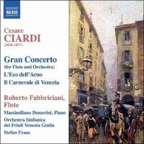 Ciardi Cesareq - Music For Flute (CD)