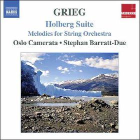 Grieg:Music for String Orchestra - (Import CD)