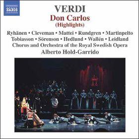 Verdi - Verdi: Don Carlos (Highlights) (CD)