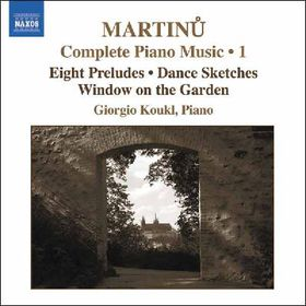 Martinu - Martinu:complete Piano Music (CD)