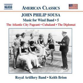 Sousa Philip - Music For Wind Band Vol.5;Brion (CD)