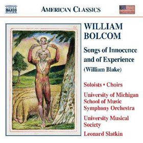 Songs Of Innocence And Of Experience - Various Artists (CD)