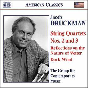 Group For Contemporary Music - String Quartets Nos.2 & 3 (CD)