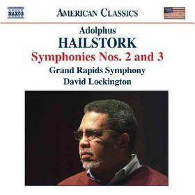 Hailstork - Symphonies Nos.2 & 3 (CD)