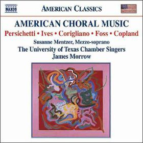 American Choral Music - Various Artists (CD)