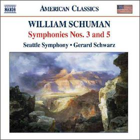 Symphonies Nos.3 & 5 - Various Artists (CD)