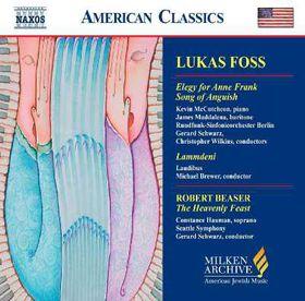 Foss - Songs Of Anguish (CD)
