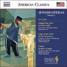 Scenes From Jewish Operas - Vol.2 - Various Artists (CD)
