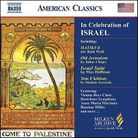 In Celebration Of Israel - Various Artists (CD)