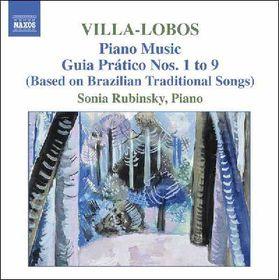 Villa-lobos Heitor - Piano Music - Vol.5 (CD)