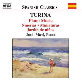 Turina - Piano Music Vol. 4 (CD)